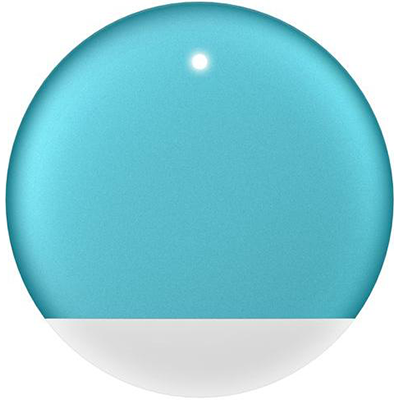 PetKit ACT1BL Fit P2 Activity Tracker, Teal/Blue