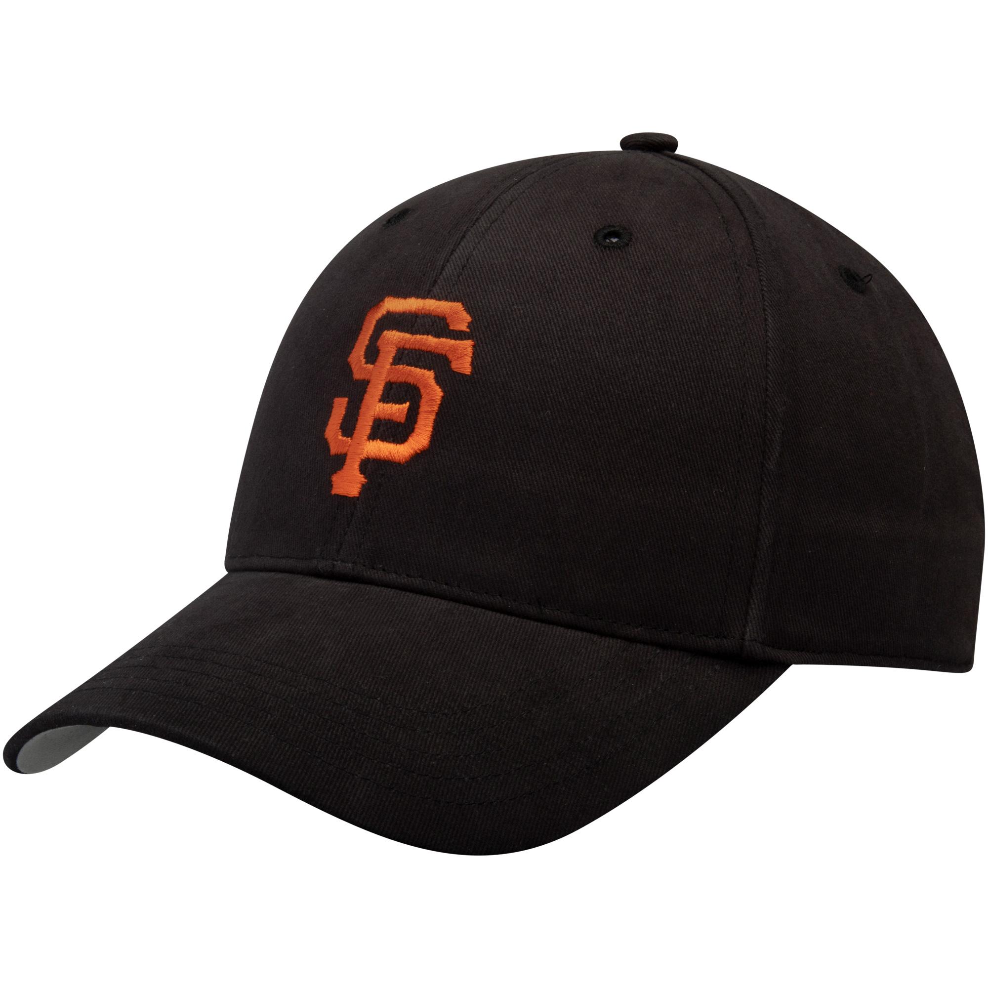 San Francisco Giants Fan Favorite Youth Basic Adjustable Hat - Black - OSFA