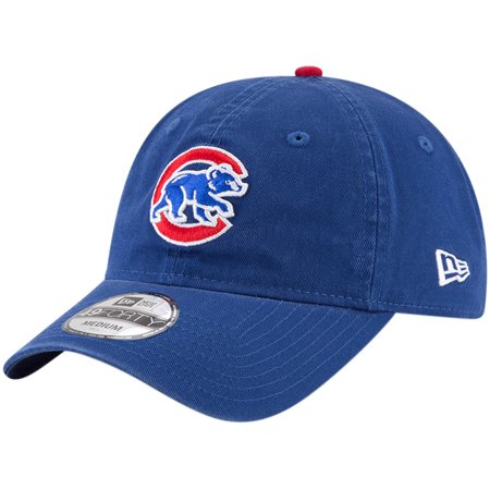 Chicago Cubs New Era Core Fit Replica Alternate 49FORTY Fitted Hat - Royal  - Walmart.com d97d35bc585