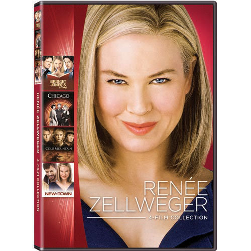Renee Zellweger Collection: Bridget Jones's Diary / Chicago / Cold Mountain / New In Town (Widescreen)