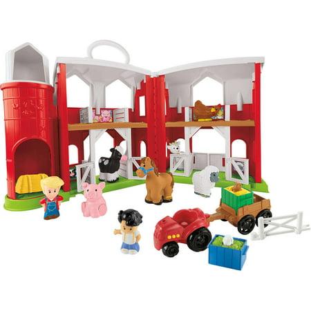 Little People Animal Friends Farm - Walmart.com