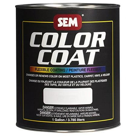 - SEM 15581 Bright Red Color Coat - 1 Gallon