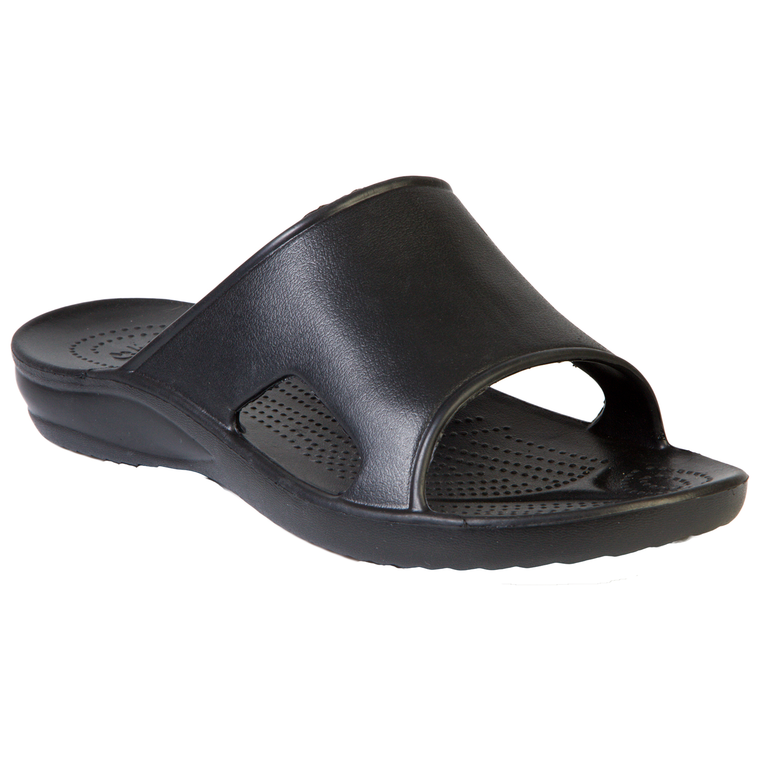 Men's Dawgs Slides Black Size 8