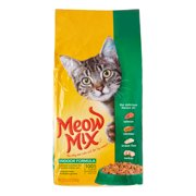 Meow Mix Indoor Health Dry Cat Food, 6.3-Pound
