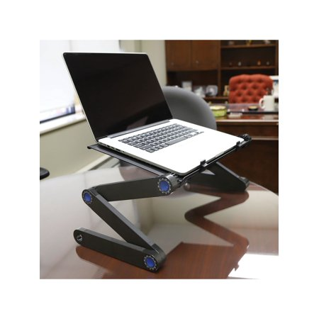 Cool Msr Imports Adjustable Height Laptop Stand Lightweight Aluminum Tray Table Holds Pc Notebook Ibusinesslaw Wood Chair Design Ideas Ibusinesslaworg