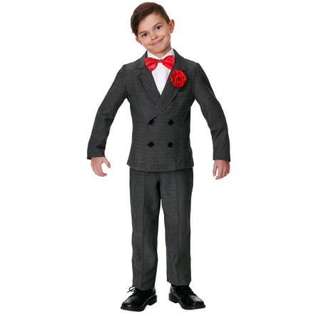 Goosebumps Slappy Costume Child