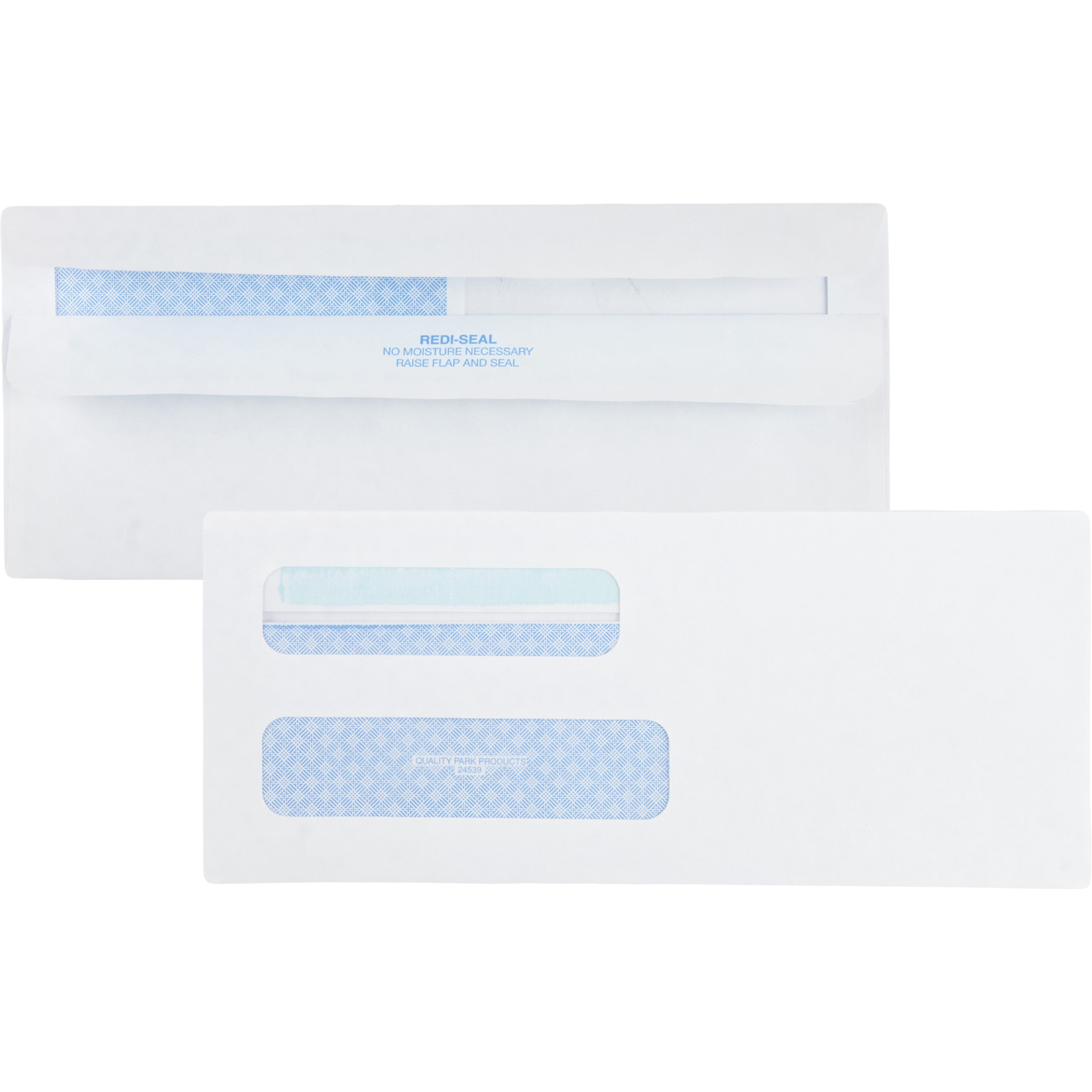 CENTURION RS 8001 6 x 9 White Envelope with Window Pack of 500