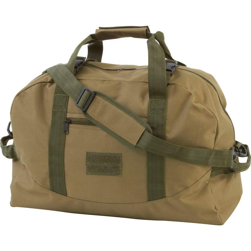 20 In. Olive Drab Utility Tote - Lutbod