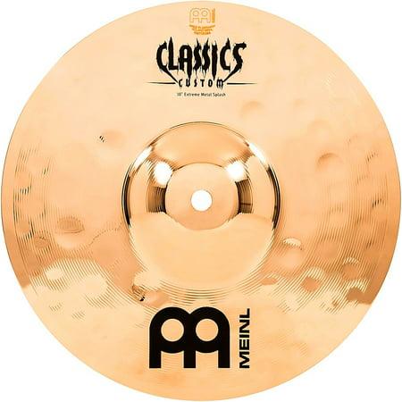 Meinl Classics Custom Extreme Metal Splash Cymbal 10 in. ()