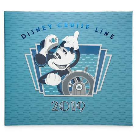 Mickey Mouse Photo Album – Disney Cruise Line 2019 – Medium Medium Photo Album