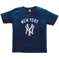 New York Yankees Soft as a Grape Toddler Cooperstown Collection Shutout T-Shirt - Navy