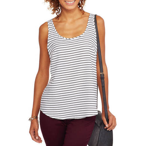 Faded Glory Women's Everyday Woven Tank