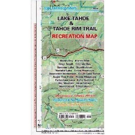 Lake Tahoe & Tahoe Rim Trail (Best Trails In Lake Tahoe)