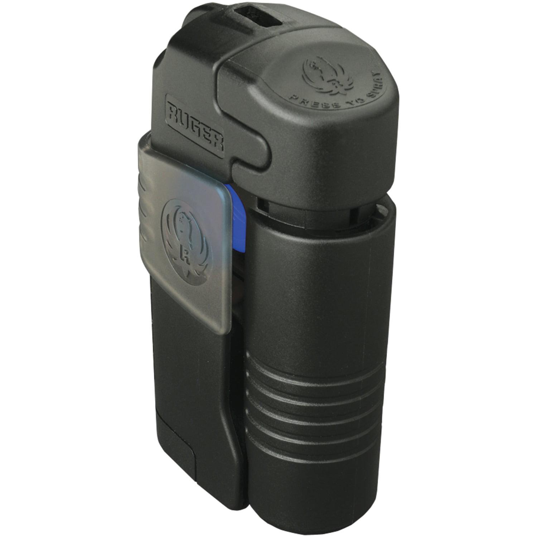 Ruger R3HB01 Pepper Spray Stealth, Black