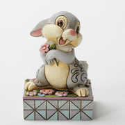 Jim Shore Disney  Personality Pose Thumper from Bambi 4032866