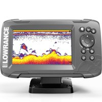 Lowrance HOOK2 5X - 5-inch Fish Finder with SplitShot Transducer and GPS Plotter