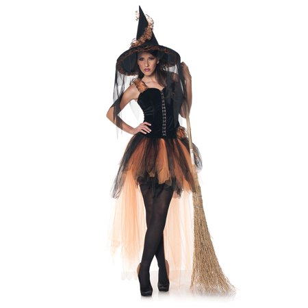 Adult Hallows Eve Witch Costume by Underwraps Costumes 28362