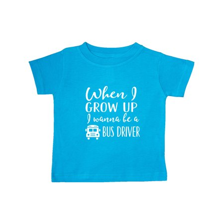 Future Bus Driver Baby T-Shirt