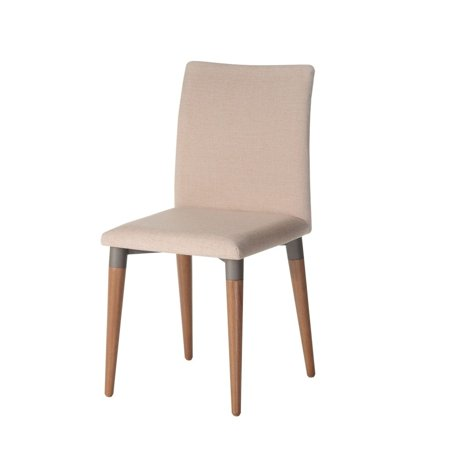 Manhattan Comfort  Charles Mid Century Upholstered Dining Room Chair ()