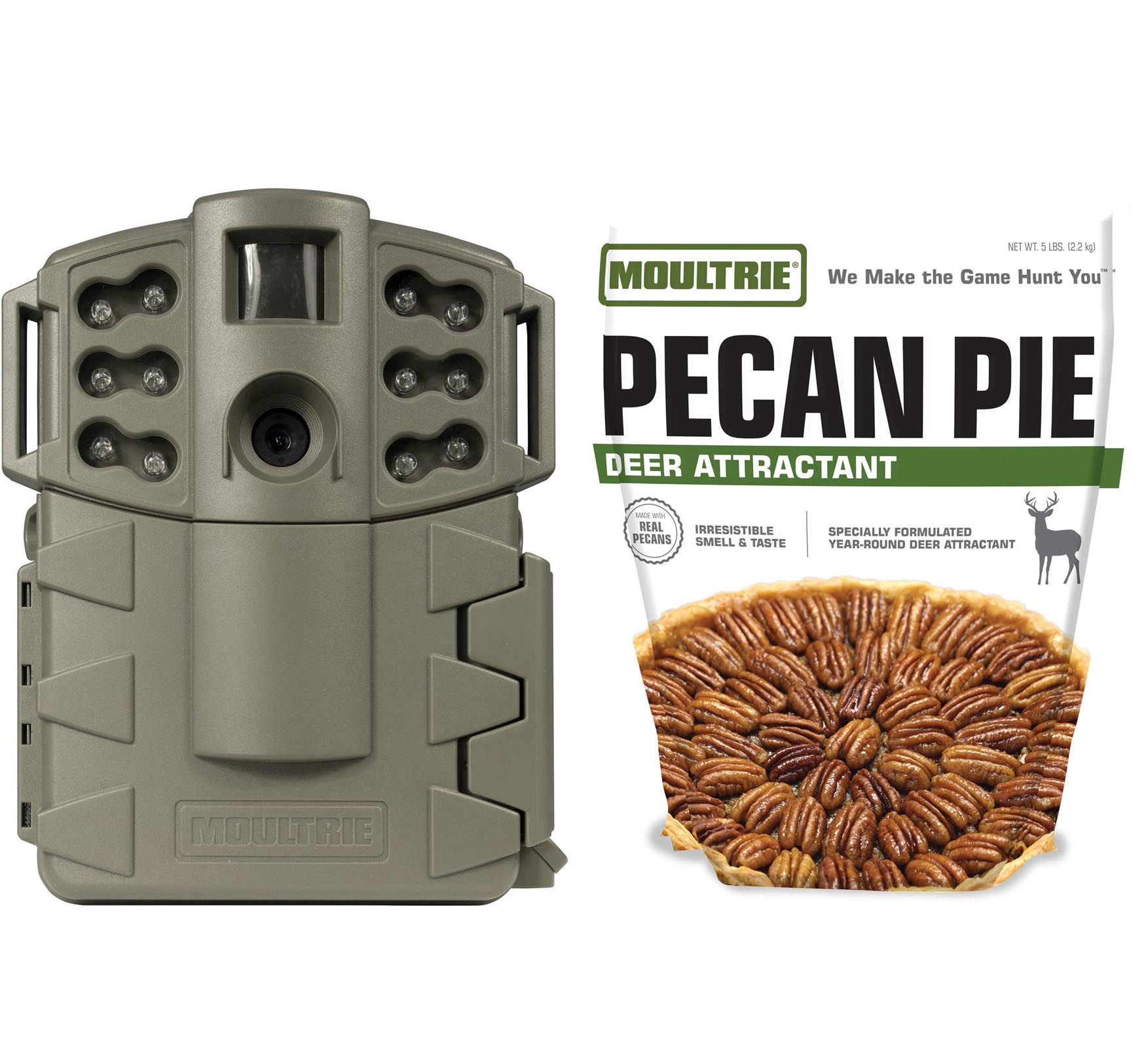 Cheap Offer Moultrie Game Spy A-5 Gen 2 5MP Low Glow IR Game Camera + Deer Attractant Mix Before Too Late