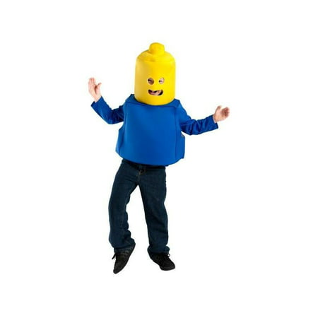 Child Building Block Man Costume - Cock Block Costume