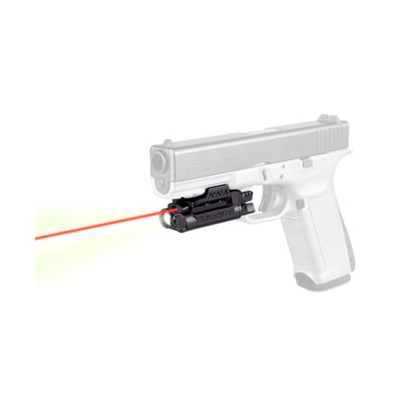 Spartans Laser (LaserMax Spartan Rail Mounted Light/Red Laser, requires at least 1 3/4