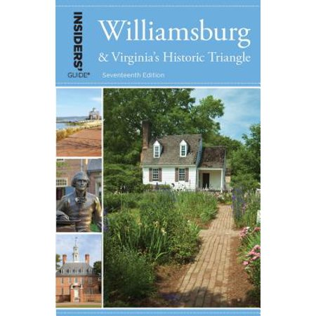 Insiders' Guide® to Williamsburg - eBook