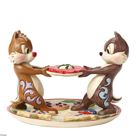 Jim Shore for Enesco Disney Traditions by Chip and Dale Figurine, 5