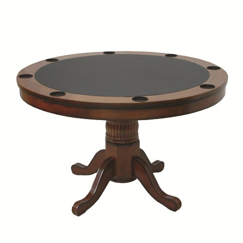 RAM Game Room Game Table, English Tudor - 48\