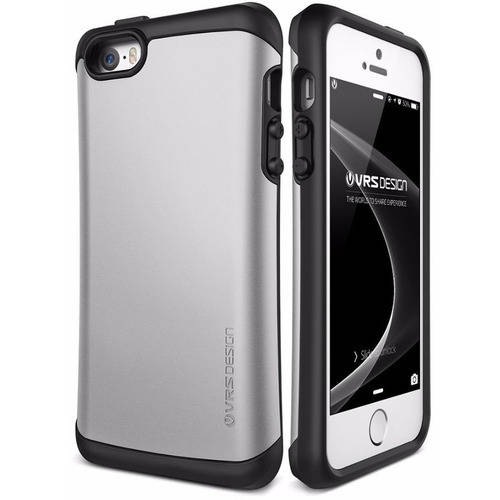 VRS Design [Thor] Shockproof MIL-Certified Protection Case for Apple iPhone SE