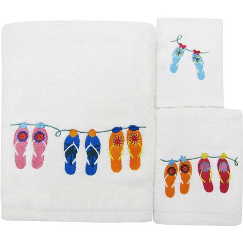 Sun and Sand 3-Piece Towel Set