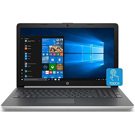 Newest HP 15.6 Inch HD Touchscreen Flagship Laptop, Intel Dual Core i5-7200U 2.50 GHz, 16GB DDR4 Memory, 256GB SSD, DVD-RW, C
