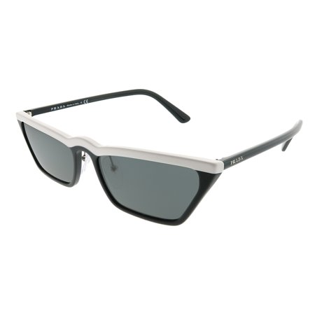 Prada PR 19US YC45S0 Women Cat-Eye Sunglasses