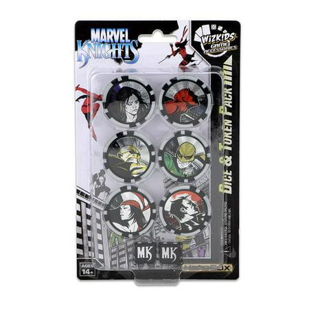 Avengers/Defenders War - Dice & Token Pack