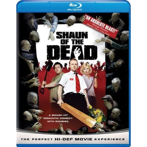 Shaun Of The Dead (Blu-ray) (With BD-Live) (Widescreen)