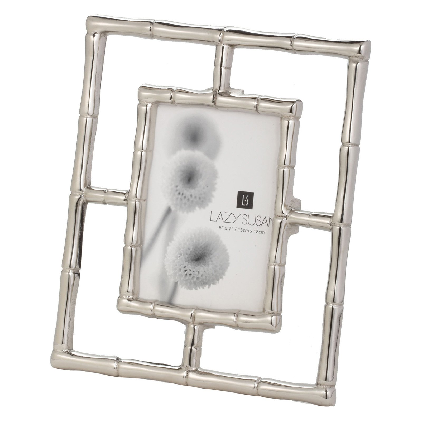 ELK Lighting Silver Bamboo Picture Frame