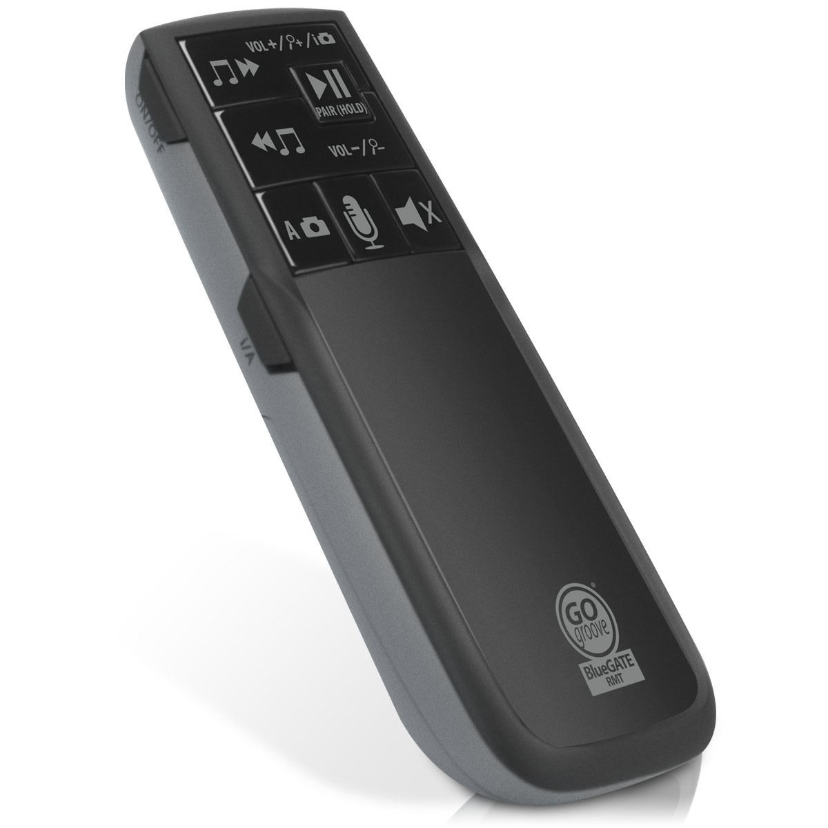 ACCESSORY POWER Bluetooth Multimedia Remote Control for Playlist Streaming , Controlling Cameras and Audio Playback by GOgroove