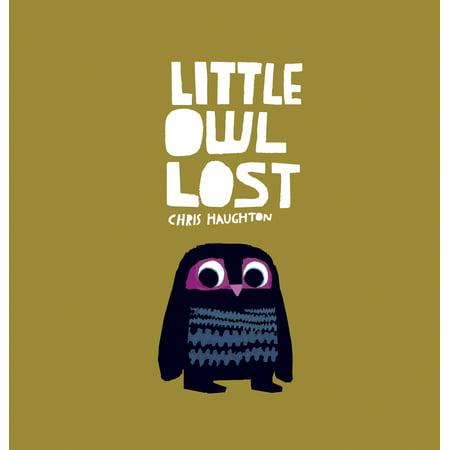 Little Owl Lost (Board Book) (Owl Babies Board Book)