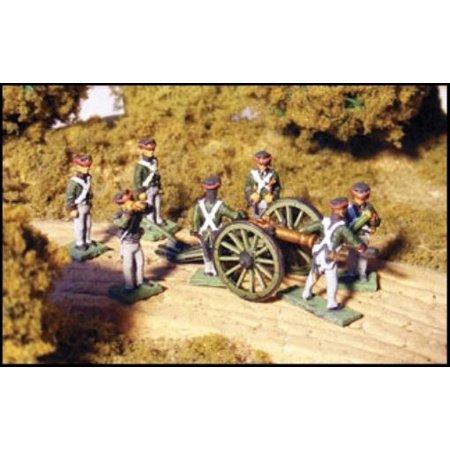 6 Pound Foot Artillery New (Torque Foot Pounds)