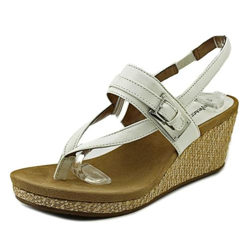 Style & Co. Jodii Wedge Thong Sandals Size:6