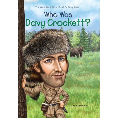 Davy Jones Chest (Who Was Davy Crockett?)