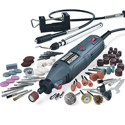 JINDING GROUP CO LTD 100-Pc. Rotary Tool Kit