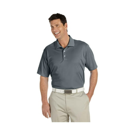 c49b308f Adidas Golf Men's Climalite Basic Performance Polo Shirt, Style A130 -  Walmart.com