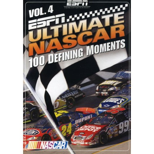 ESPN Ultimate Nascar, Vol. 4: Defining Moments by GENIUS PRODUCTS INC