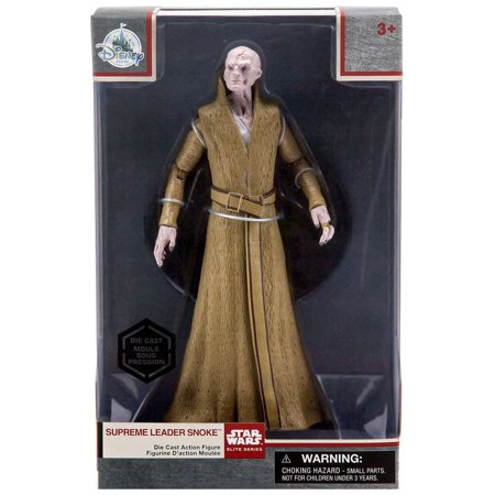 Star Wars Elite Series Supreme Leader Snoke Diecast Figure
