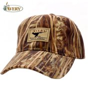 Avery Outdoors AWE 8-oz Oil Cloth Cap- Marsh Grass