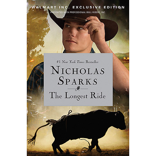 The Longest Ride: Special Walmart Edition