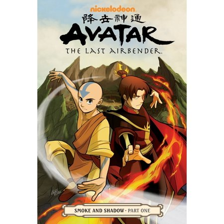 Avatar: The Last Airbender - Smoke and Shadow Part One](The Last Airbender Staff)