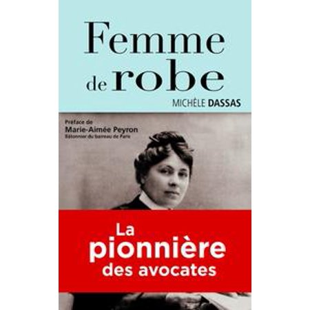 Femme de robe - eBook - Judge Robe