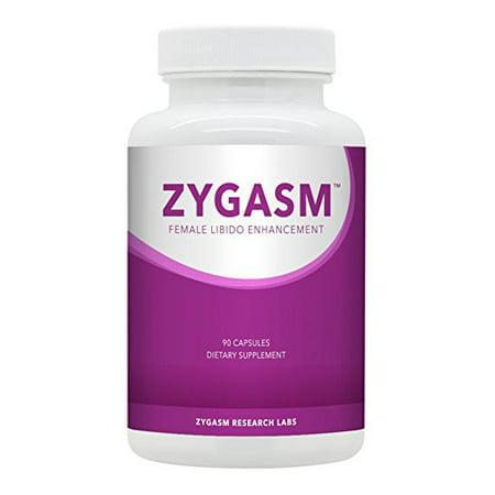 Zygasm supplément naturel Femme Libido Enhancement Sa solution Good sexe